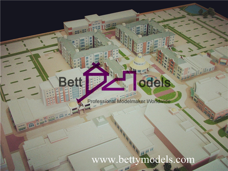 Belgium apartment models