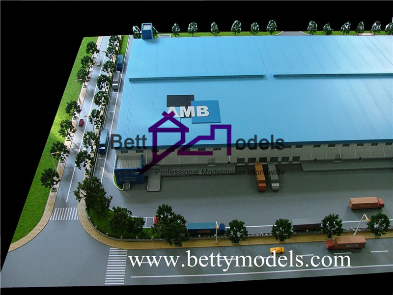 factory scale models