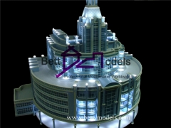 3D UAE building models