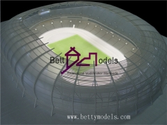 3D Portugal stadium scale models