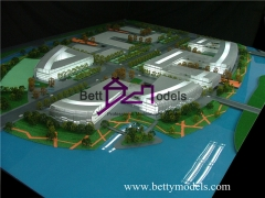 3D Beijing exhibition models