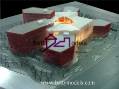 3D Proposal exhibition  models
