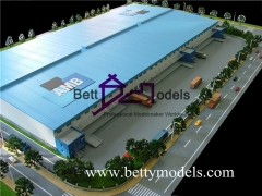 3D Kunshan customs factory models
