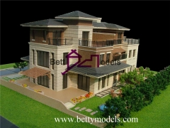 3D Sydney house scale models
