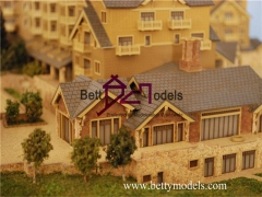 3D Germany apartment building models