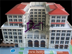 building scale model