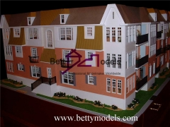 Villa scale models